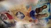 Large fresco