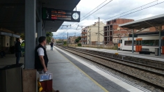 Figueres train station