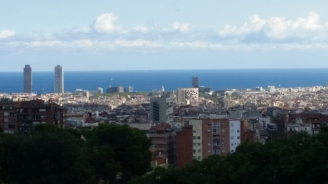 More views from Park Güell.